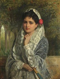 John Bagnold Burgess - The Pride of Seville