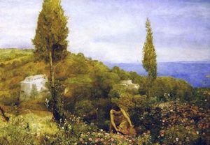 John William North - A casa de rosas