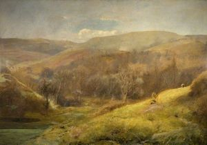 John William North - The Sweet Meadow Águas do Oest..