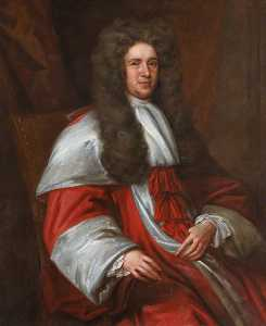 John Baptist De Medina - sir william hamilton ( d . 1704 ) , lord whytelaw , Hon . frcsed ( 1700 )
