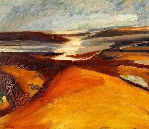 David Garshen Bomberg - Bideford , Devon