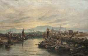 William Muir - Girvan Porto , 1880