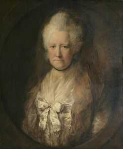 Thomas Gainsborough - o senhor harriott marsham