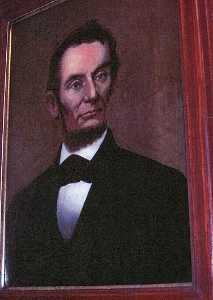 William Matthew Prior - abraham lincoln , ( original )