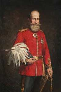 William Gordon Burn Murdoch - major general sir robert murdoch Ferreiro ( 1835–1900 ) , KCMG
