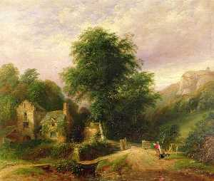 William Spreat - Ogwell Moinho , Devon